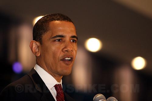 Senator Obama speech