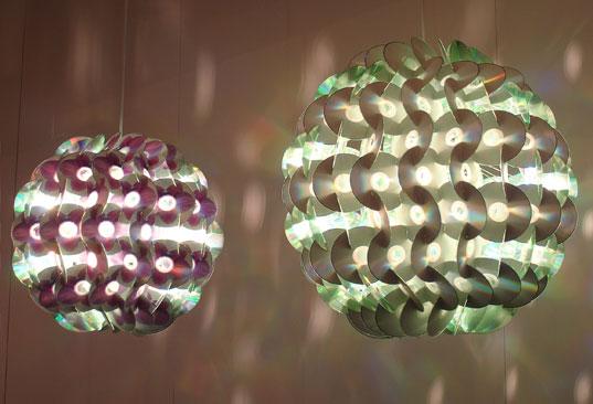 Sibir Designs, CD Lamps, ICFF 2007