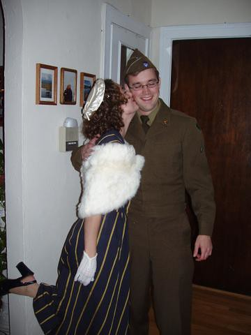 Heather and Ryan