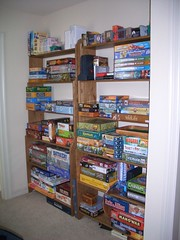 Pearland Game Shelf