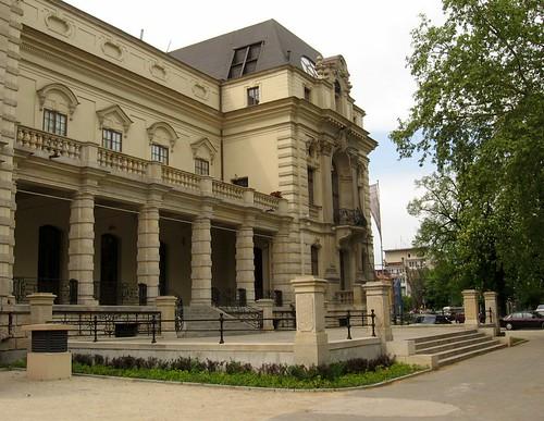 Teatr Lalek - scena letnia