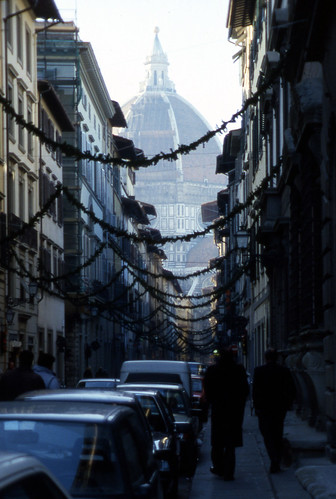 Florence at Christmastime