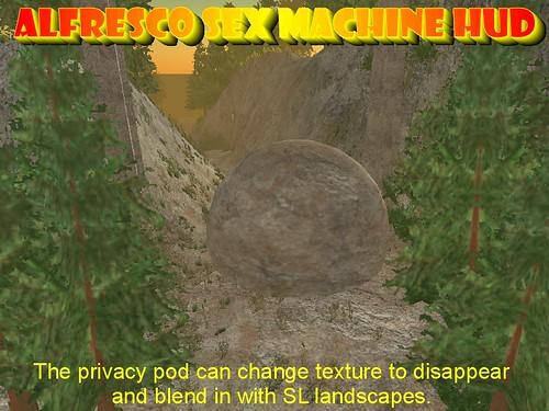 Alfresco Sex Machine Extras4