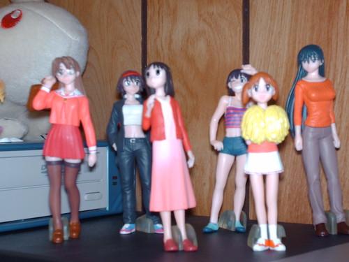 azumanga daioh figures