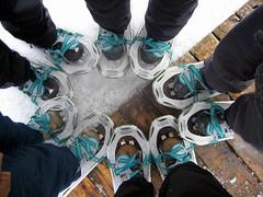 10 Snowshoes