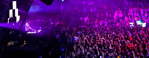 Tiesto @ Bucharest, 20 october 2006 (2)