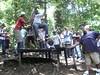 PO Javed Mohammed on the swing