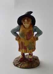 A figurine of Nanny Ogg