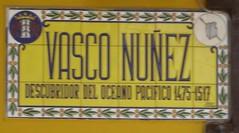 Calle Vasco Núñez