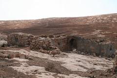 Susiya homes burned by settlers