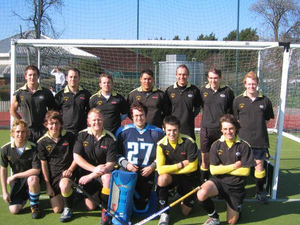 Mens 1st XI 2006-07