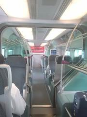 31.KLIA Express的內裝