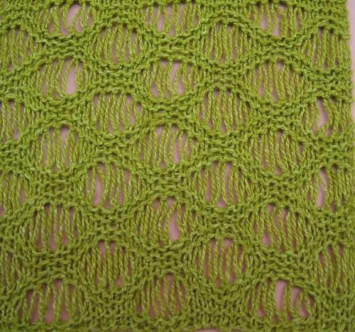 Seafoam Pattern