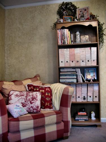 Cozy Studio Corner