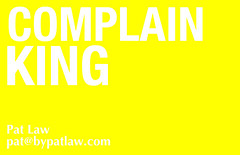 Complain King