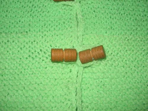 Tomten buttons