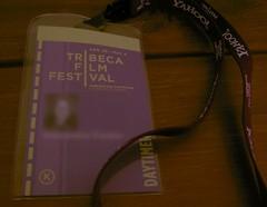 Tribeca Festival Pass