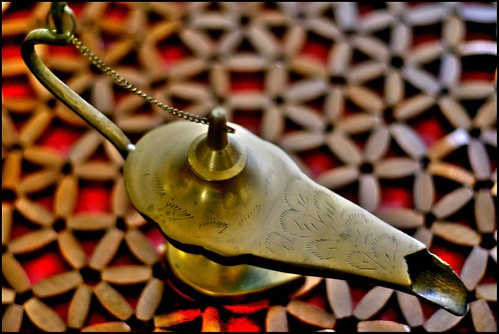 Golden Genie by Phototacular/Flickr