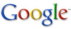 Google Logo por thevoyager