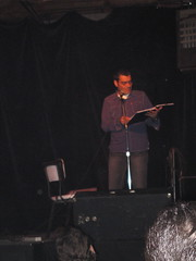 Hayan reads a brilliant series of poems