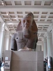 Very very big statue