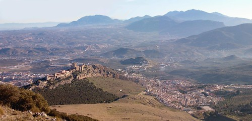 Jaén desde la Mella