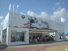 29.BMW Sauber的專櫃
