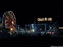 Steel Pier off the Boardwalk; Atlantic City, NJ