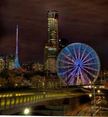 Ferris Wheel, Melbourne