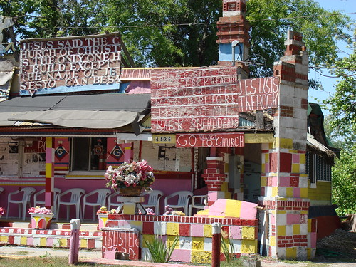Margaret's Grocery, Just Outside Vicksburg MS