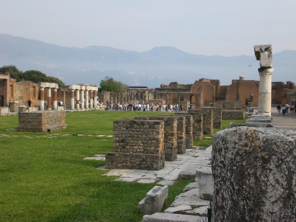 Centro de Pompeya