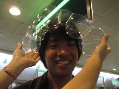 Daniel also goofy