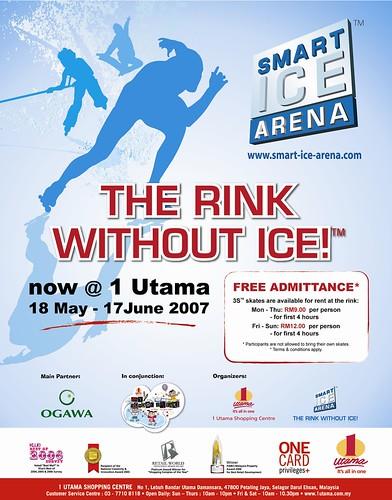 1U Smart Ice Arena