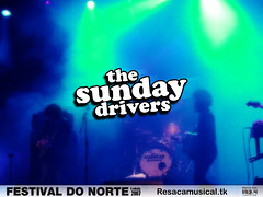 The Sunday Drivers Festival do Norte 2007