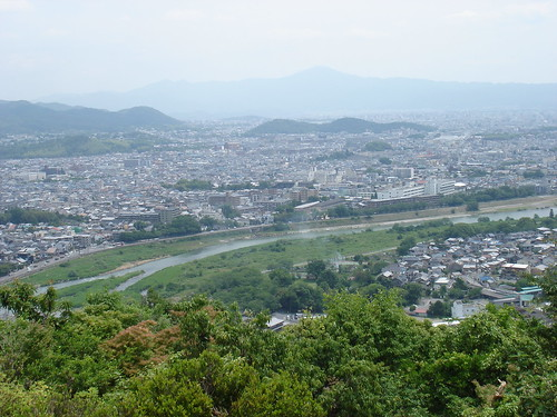 Kyoto City View
