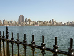 Reservoir im Central Park