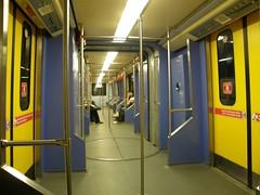 57.Ampang Line列車的內裝