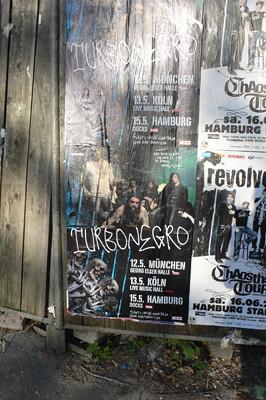 turbonegro - plakat - 05/07
