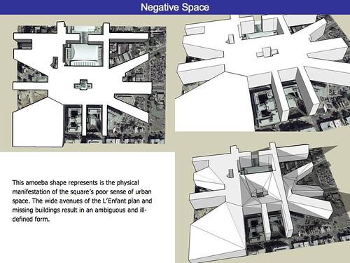 Mount Vernon Square: Negative Space