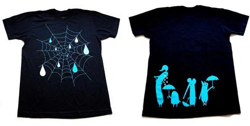 Magic Web T-Shirt by 1201