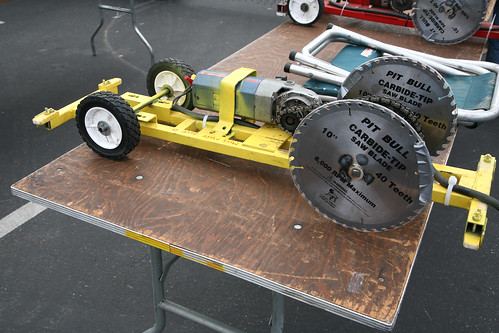 Power Tool Dragster