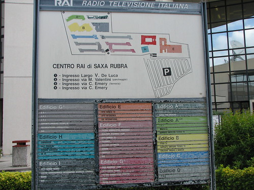 foto RAI - Radio television Italy by lumporelec