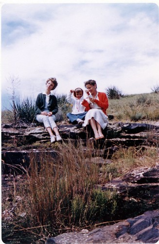 On a Kansas Hillside, 1961