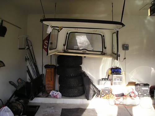 Jeep Top Holder 3