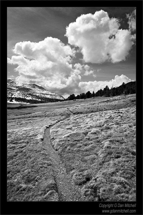 Mono Pass Trail