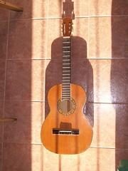 Guitarra genérica de Paracho