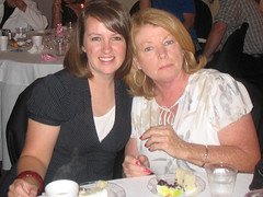 Erin and my aunt Wanda