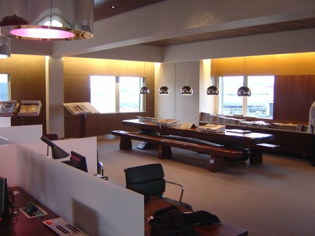 Virgin Atlantic Clubhouse Heathrow 2006 (24)