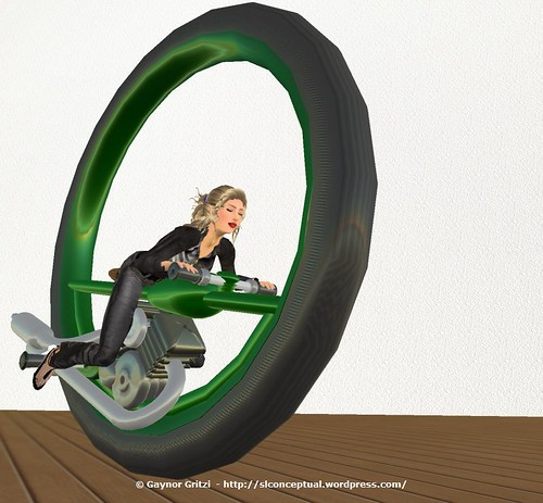 MonoWheel MadnessAbsurdist Vehicle 010