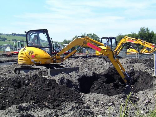 Bigger Diggers